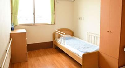 居室は全室個室です