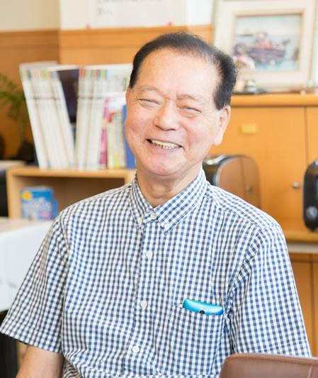 中川義男さん(70歳)